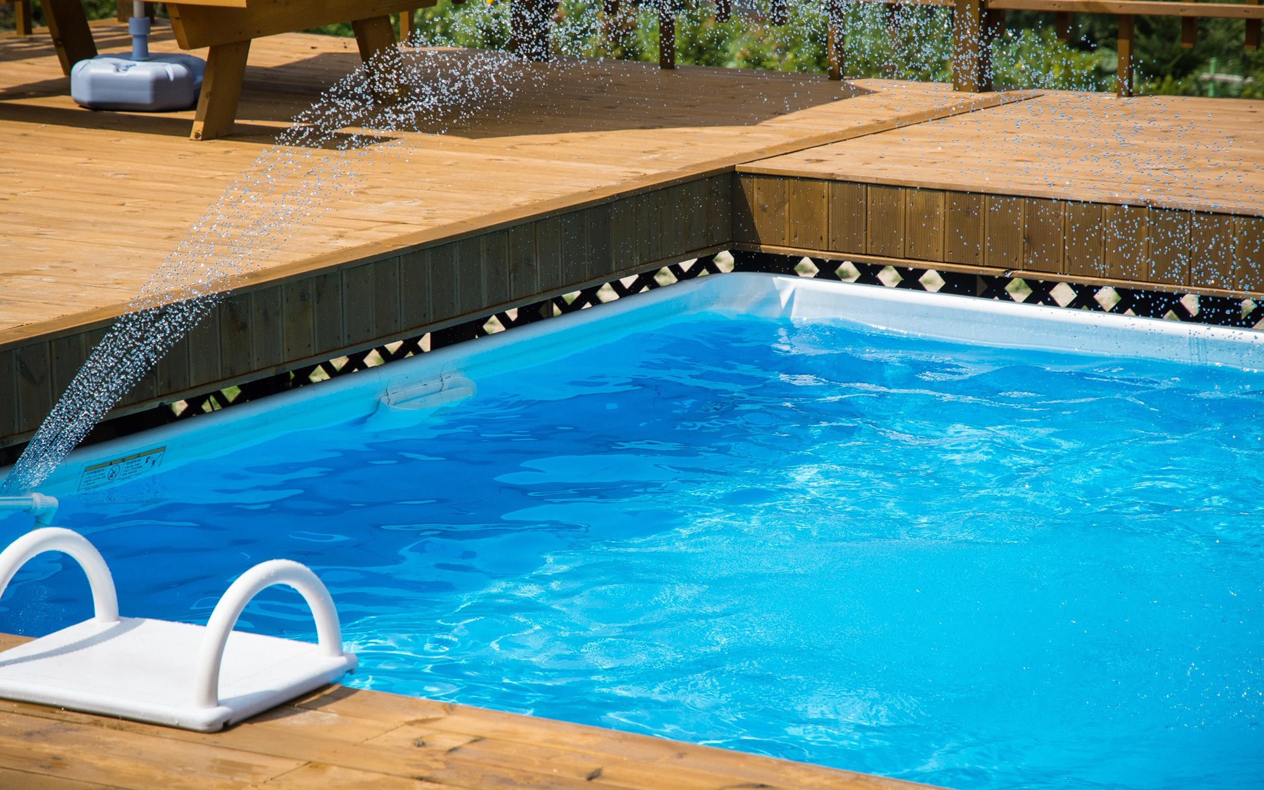 Pool-Leiter